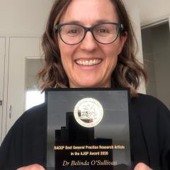 Dr Belinda O'Sullivan